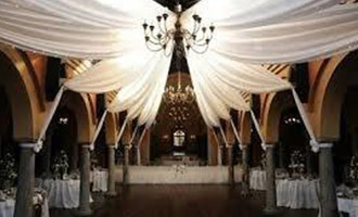 Draping and Lighting at Avianto