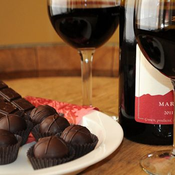 Chocolate & Wine Pairing
